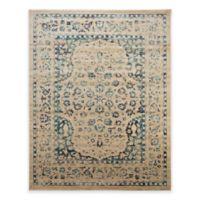 Safavieh Evoke Shadi 8-Foot x 10-Foot Area Rug in Beige/Turquoise