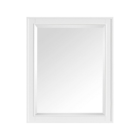 Avanity Madison 28 Inch X 32 Inch Rectangular Mirror In