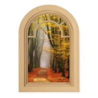 Courtside Market Contour Art Elements Autumn 20-Inch x 30-Inch Wall Decal