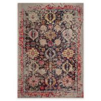 Safavieh Monaco Leo 5-Foot 1-Inch x 7-Foot 7-Inch Area Rug in Grey Multi