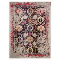 Safavieh Monaco Leo 9-Foot x 12-Foot Area Rug in Grey Multi