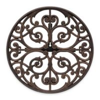 Whitehall Products Perrault Outdoor Hose Holder in Oil Rubbed Bronze