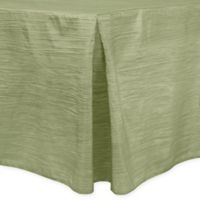 Delano 6-Foot Fitted Tablecloth in Willow