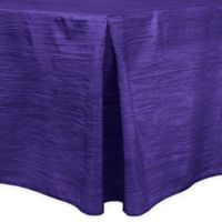 Delano 6-Foot Fitted Tablecloth in Purple