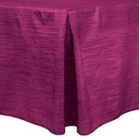Delano 6-Foot Fitted Tablecloth in Fuchsia