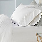 Madison Park 600-Thread-Count Cotton Queen Sheet Set in White