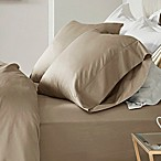 Madison Park 600-Thread-Count Cotton King Sheet Set Stone