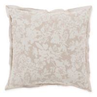 Surya Clara European Pillow Sham in Ivory