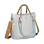 Lassig Green Label Mix 'N Match Diaper Bag in Light Grey