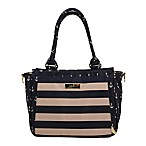 Ju-Ju-Be® Be Classy Diaper Bag in The Commodore Nautical Pattern