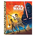 Star Wars: The Force Awakens  Little Golden Book by David Lewman