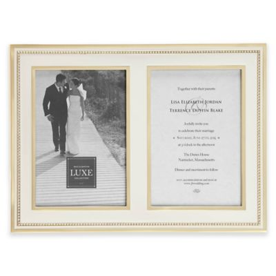 Buy Crystal Picture Frames from Bed Bath & Beyond