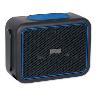 iHome™ Rugged Portable Waterproof Bluetooth Stereo Speaker