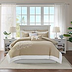 Harbor House® Coastline California King Comforter Set in Khaki