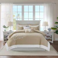 Harbor House® Coastline Full Comforter Set in Khaki