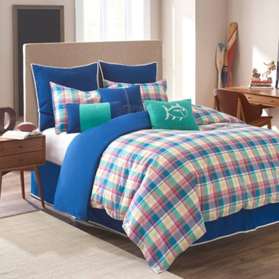 buy green and blue comforter sets from bed bath beyond. Black Bedroom Furniture Sets. Home Design Ideas