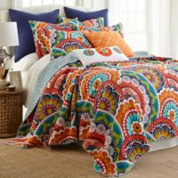 Levtex Home Serendipity Reversible Full/Queen Quilt Set