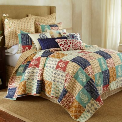 Buy Patchwork Quilt King from Bed Bath & Beyond : king quilt bedding - Adamdwight.com