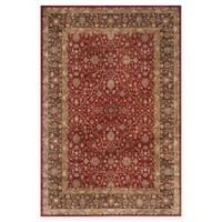 Safavieh Persian Garden Zibia 5-Foot 1-Inch x 7-Foot 7-Inch Area Rug in Red/Brown