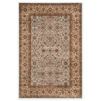 Safavieh Persian Garden Zibia 6-Foot 7-Inch x 9-Foot 2-Inch Area Rug in Blue/Ivory