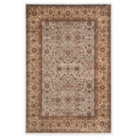 Safavieh Persian Garden Zibia 8-Foot x 11-Foot Area Rug in Blue/Ivory