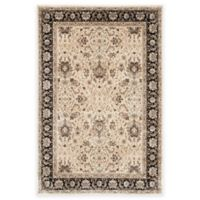 Safavieh Persian Garden Jesper 5-Foot 1-Inch x 7-Foot 7-Inch Area Rug in Ivory/Black