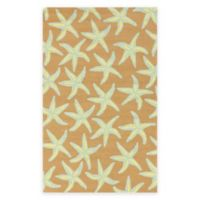 Surya Mount Tyndall 3-Foot x 5-Foot Indoor/Outdoor Area Rug in Taupe