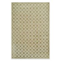 Feizy Chadwick 4-Foot x 6-Foot Area Rug in Moss