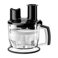 Braun MultiQuick Hand Blenders 6-Cup Food Processor Attachment