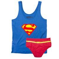 Underoos® DC Comics™ Supergirl Juniors Tank/Underwear Set in Extra Large