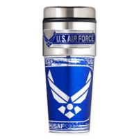 16 oz. U.S. Air Force Stainless Steel Travel Tumbler