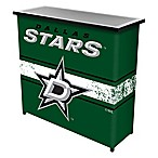 NHL Dallas Stars Portable Bar with Case