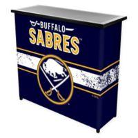 NHL Buffalo Sabres Portable Bar with Case