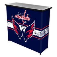 NHL Washington Capitals Portable Bar with Case