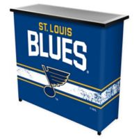 NHL St. Louis Blues Portable Bar with Case