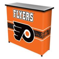 NHL Philadelphia Flyers Portable Bar with Case