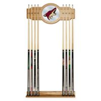 NHL Arizona Coyotes Cue Rack with Mirror