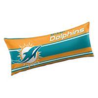 NFL Miami Dolphins Body Pillow
