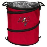 NFL Tampa Bay Buccaneers Collapsible 3-in-1 Cooler/Hamper/Wastebasket