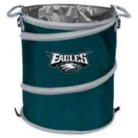 NFL Philadelphia Eagles Collapsible 3-in-1 Cooler/Hamper/Wastebasket