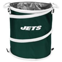 NFL New York Jets Collapsible 3-in-1 Cooler/Hamper/Wastebasket