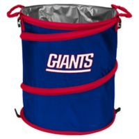 NFL New York Giants Collapsible 3-in-1 Cooler/Hamper/Wastebasket