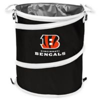 NFL Cincinnati Bengals Collapsible 3-in-1 Cooler/Hamper/Wastebasket