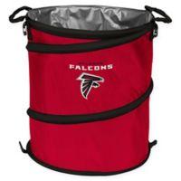 NFL Atlanta Falcons Collapsible 3-in-1 Cooler/Hamper/Wastebasket
