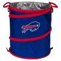 NFL Buffalo Bills Collapsible 3-in-1 Cooler/Hamper/Wastebasket