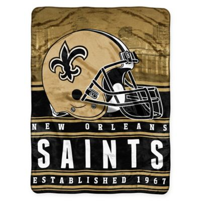 buy new orleans saints bedding from bed bath & beyond