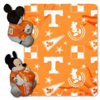 University of Tennessee & Mickey Hugger and Throw Blanket Set by The Northwest