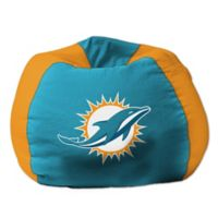 NFL Miami Dolphins Bean Bag Chair by The Northwest