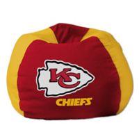 NFL Kansas City Chiefs Bean Bag Chair by The Northwest