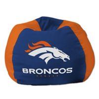 NFL Denver Broncos Bean Bag Chair by The Northwest